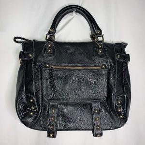 Black Steve Madden Studded handbag